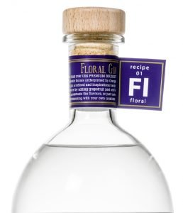 Floral Gin From Ginologist