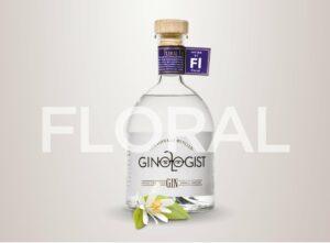 Ginologist Floral Bottle