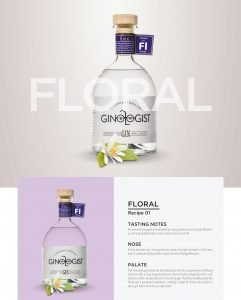Ginologist Floral Gin