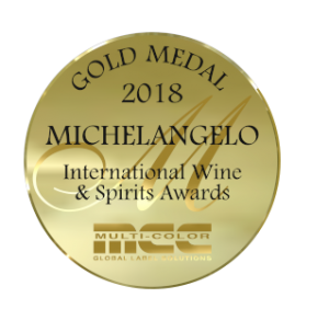 Michel Angelo International Wine And Spirits Awards Gold