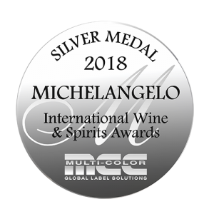 Michel Angelo International Wine And Spirits Awards Silver Medal
