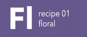 Floral Gin Recipes