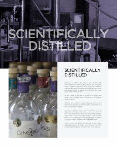 Scientifically Distilled Gin
