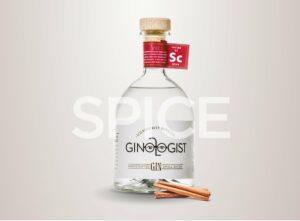 Ginologist Spice Bottle
