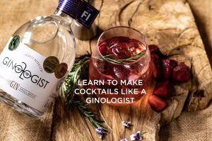 Learn To Make Cocktails Like A Ginologist