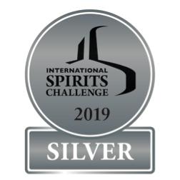 International Spirits Challenge 2019 Silver