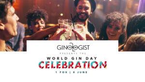 World Gin Day Celebrationd